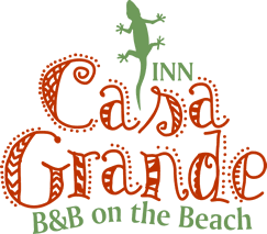 Penticton Casa Grande Inn B&B on the Beach Logo